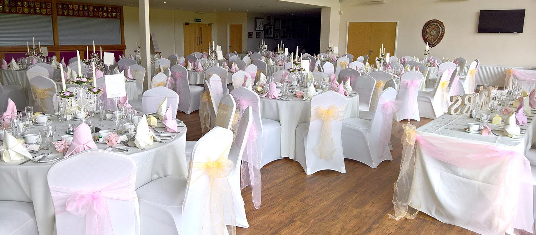 Weddings at Towcestrians