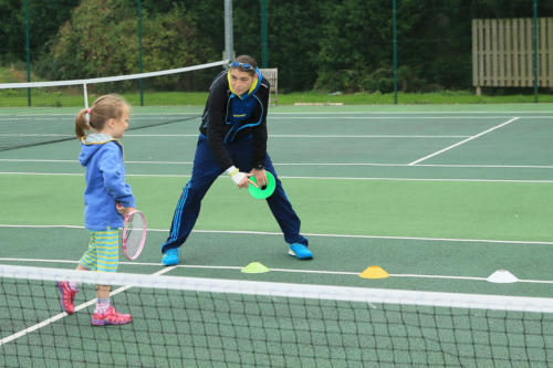 Towcestrians Tennis Coaches - by  James Rudd
